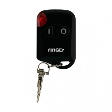 Remote control keychain