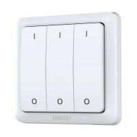 Wall switch 3 buttons